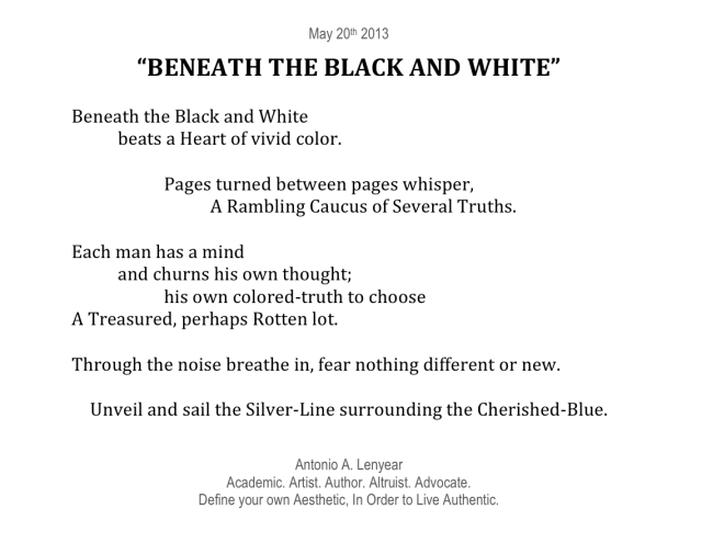 "Preview of ""Microsoft Word - ForCNUTheCaptainsLog_BeneathTheWhiteAndBlack.docx"""